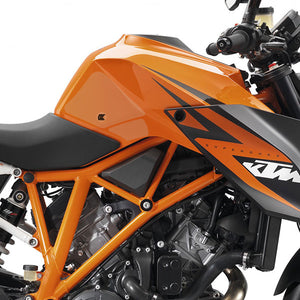 Eazi-Grip PRO Tank Grips for KTM 1290 Super Duke R 2014 - 2016  clear