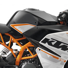 Load image into Gallery viewer, Eazi-Grip PRO Tank Grips for KTM RC125  200 and 390  clear