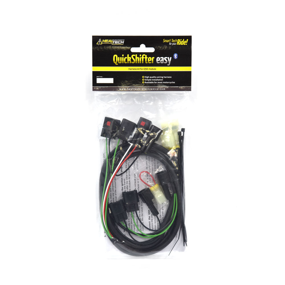HealTech QuickShifter Easy Harness Kit Only [QSH, QSR & QSX]
