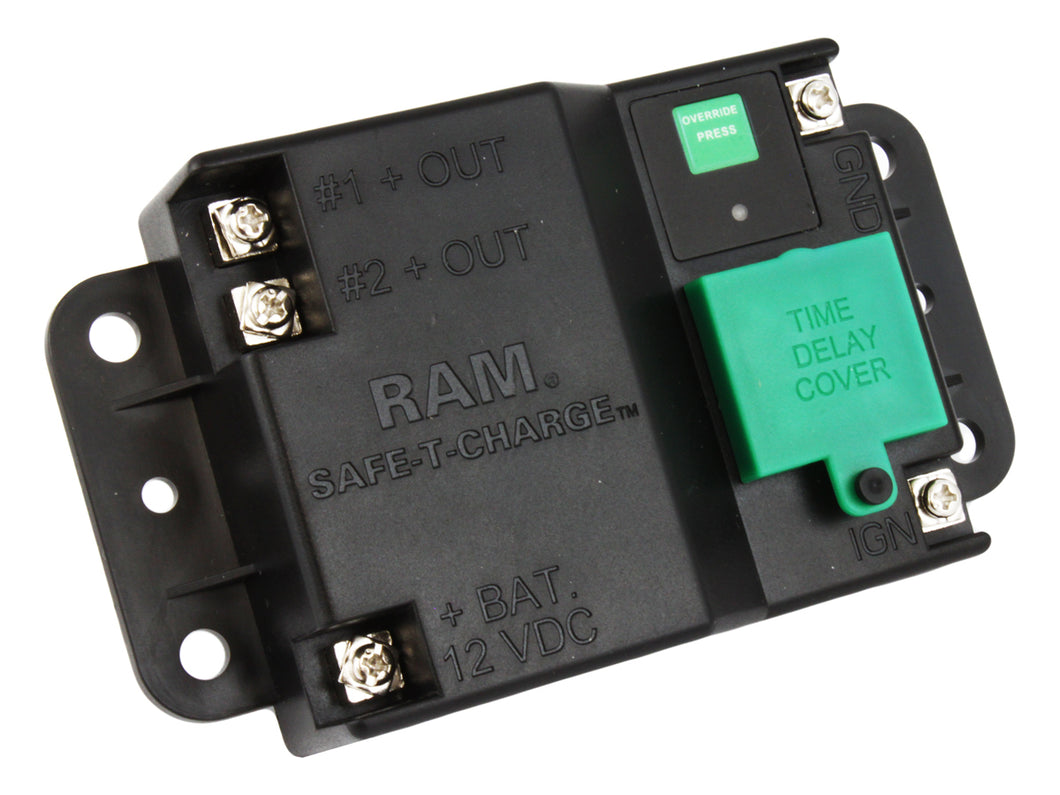 RAM-234-VCP1U - RAM Safe-T-Charge Battery Protection System