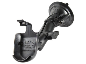 RAM-B-166-SPO2U - RAM Twist Lock Suction Cup Mount for the SPOT IS Satellite GPS Messenger  Satellite GPS Messenger