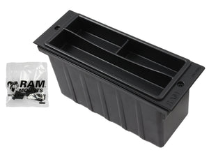 RAM-FP3-AP - RAM 3  WIDE ACCESSORY POCKET W/ TRAY