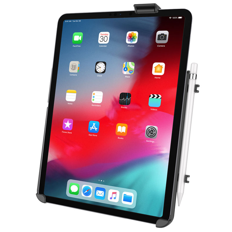 RAM-HOL-AP23U - RAM EZ-Roll'r Cradle For The Apple iPad Pro 11