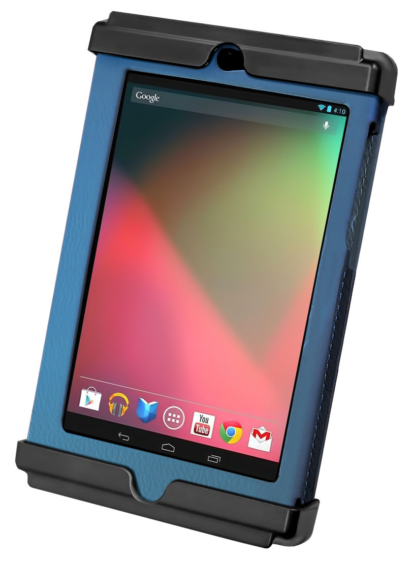 RAM-HOL-TAB16U - RAM Tab-Tite Universal Spring Loaded Cradle for the Google Nexus 7 WITH HEAVY DUTY CASE