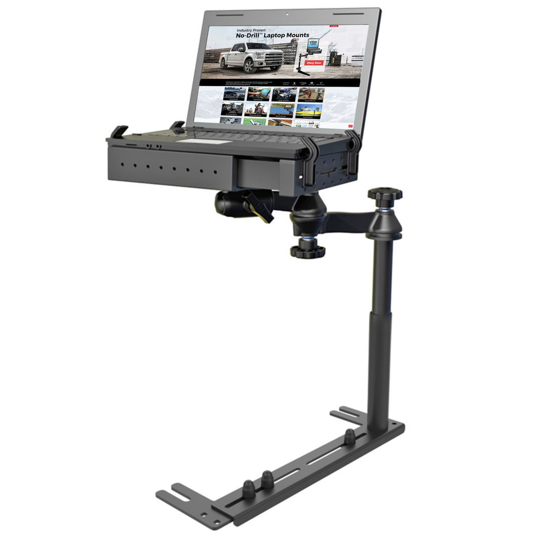 RAM-VB-196-1-SW1 - RAM Reverse Configuration Universal No-Drill Laptop Mount