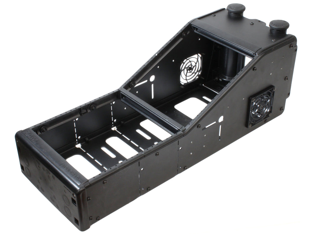 RAM-VCA-101 - RAM Tough-Box Angled Console with No Back Fairing