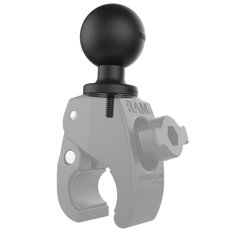 <p>RAP-351-2U - RAM 1.5  Ball Mount for the Tough Claw</p>