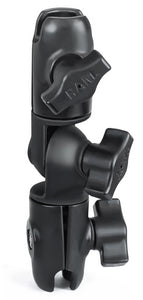 RAP-B-200-2U - RAM Double Socket Swivel Arm for 1  Ball Bases