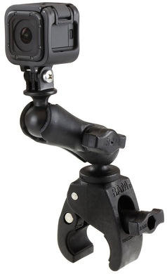 RAP-B-400-GOP1U - RAM Small Tough-Claw with Custom GoPro/Action Camera Adapter