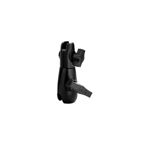 RAP-BC-201U - RAM Composite Swivel Double Socket Arm for 1   1.5  Ball Bases
