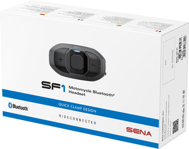Sena SF1 Motorcycle Bluetooth Headset SF1-01