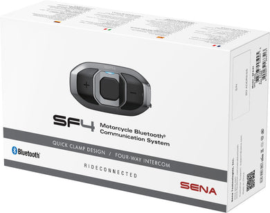 Sena SF4 Motorcycle Bluetooth Headset SF4-01