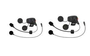 Sena SMH5 Dual Pack with Universal Mic kit