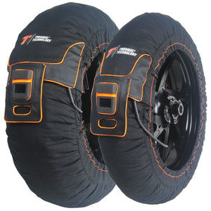 Thermal Technology Evo Dual Zone Tyre Warmers