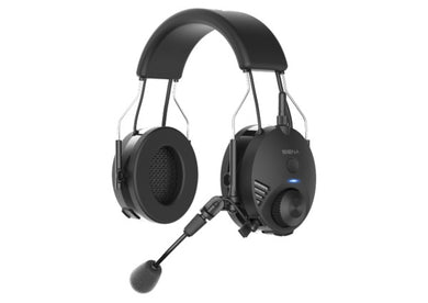Sena Tufftalk, Over-the-Head Earmuff with Long-Range Bluetooth Comms