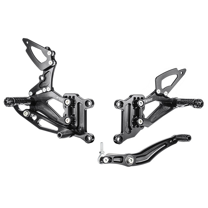 Bonamici Racing Rearsets To Suit Yamaha R1 (1998-2003)