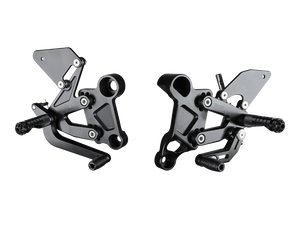 Bonamici Racing Rearsets To Suit Yamaha MT-09/XSR900 (2013-2018)