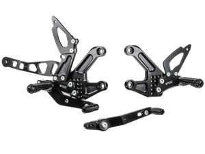 Bonamici Racing Rearsets To Suit Yamaha MT-10/FZ-10 (2016-2018)