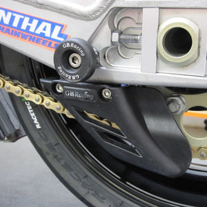 GBRacing Universal Lower Chain Guard / Shark Fin for BMW