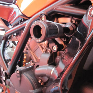 GBRacing Crash Protection Bundle for KTM RC8 R
