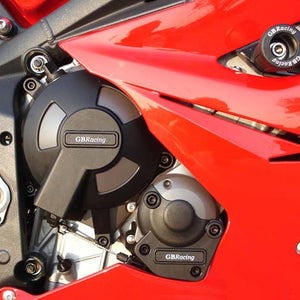 GBRacing Crash Protection Set (Race/8mm) Triumph Daytona 675 Street Triple R