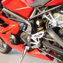 Load image into Gallery viewer, GBRacing Crash Protection Set (Race/8mm) Triumph Daytona 675 Street Triple R