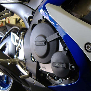 GBRacing Gearbox / Clutch Case Cover for Suzuki GSX-R 600 / 750