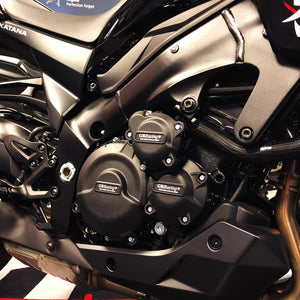 GBRacing Engine Case Cover Set for Suzuki GSX-S 1000 Katana