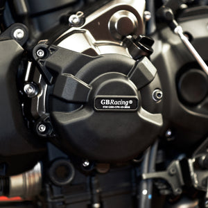 GBRacing Engine Cover Set for Yamaha MT-07 XSR700 FZ-07 Tracer