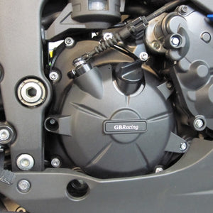 GBRacing Engine Cover Set for Kawasaki Ninja ZX-6R 2007 - 2008