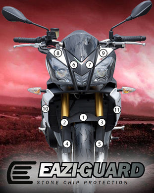 Eazi-Guard Stone Chip Paint Protection Film for Aprilia Tuono V4R 2011 – 2014