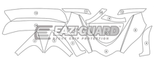 Load image into Gallery viewer, Eazi-Guard Stone Chip Paint Protection Film for Aprilia Tuono V4 2015 - 2017