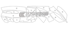 Load image into Gallery viewer, Eazi-Guard Stone Chip Paint Protection Film for Triumph Sprint GT