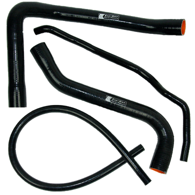 Eazi-Grip Silicone Hose Kit for BMW S1000RR  black