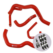 Load image into Gallery viewer, Eazi-Grip Silicone Hose and Clip Kit (Race) for Kawasaki ZX-6R 2009 - 2019  red