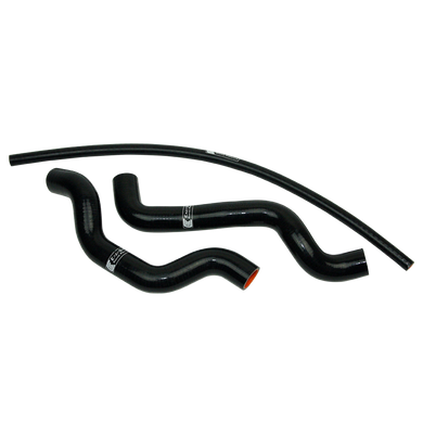 Eazi-Grip Silicone Hose Kit for Suzuki SV650 2003 - 2014  black