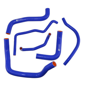 Eazi-Grip Silicone Hose Kit for Suzuki GSX-R600/750 2011  blue