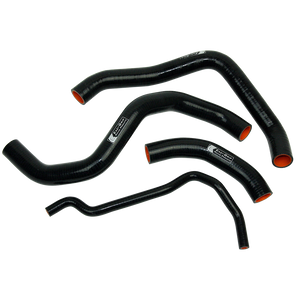 Eazi-Grip Silicone Hose Kit for Suzuki GSX-R1000  black