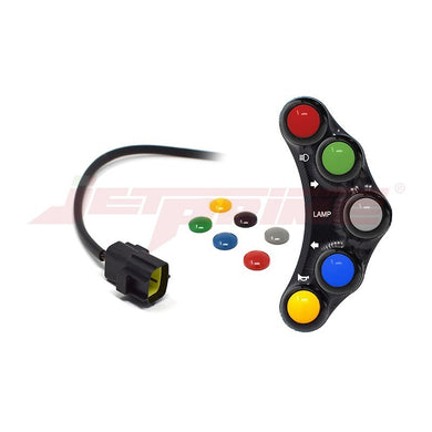 Jetprime Switch Panel LHS for Ducati 749 999 STREET