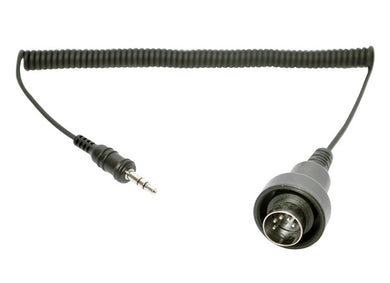 Sena 3.5mm Stereo Jack to 5 Pin DIN cable SC-A0122