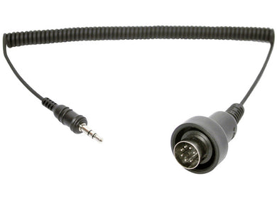 Sena 3.5mm Stereo Jack to 7 Pin Din Cable SC-A0123