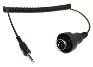 Sena 3.5mm Stereo Jack to 6 Pin Din Cable BMW K1200LT