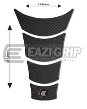 Load image into Gallery viewer, Eazi-Grip PRO Centre Tank Pad A 142mm x 218mm  black