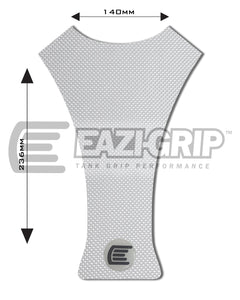 Eazi-Grip PRO Centre Tank Pad B 140mm x 236mm  clear