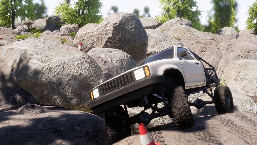 Best 4x4 Video Games 2020