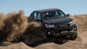 Toyota Hilux Receives A V6 To Compete With Ford Raptor