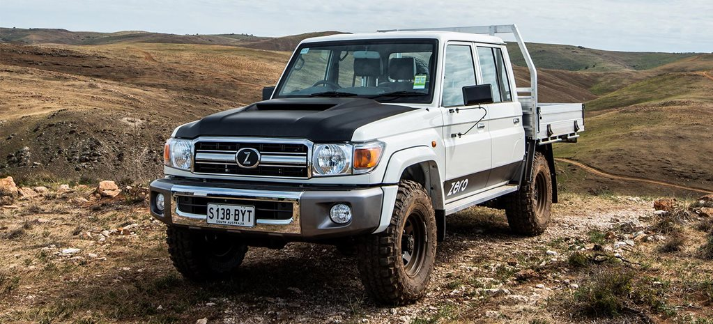 Is this the future of 4x4?