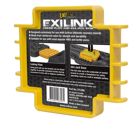 ExiLink | Exitrax Recovery Tracks