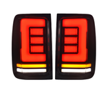 Black Tail Lights | Volkswagen Amarok From 2008 On