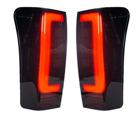 Blacked Out Tail-Lights | Isuzu Dmax 2014 - 2020
